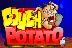 logo couch potato microgaming casino spielautomat