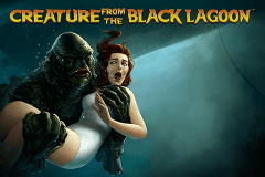 logo creature from the black lagoon netent