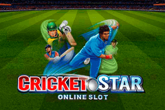 logo cricket star microgaming casino spielautomat