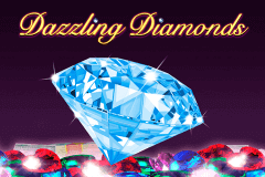 logo dazzling diamonds novomatic