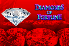 logo diamonds of fortune novomatic casino spielautomat