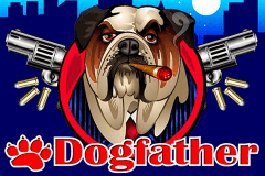 logo dogfather microgaming casino spielautomat