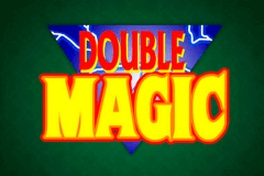 logo double magic microgaming casino spielautomat