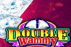 logo double wammy microgaming casino spielautomat