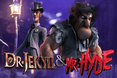 logo dr jekyll mr hyde betsoft casino spielautomat