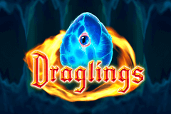 logo draglings yggdrasil