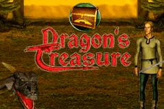 logo dragons treasure merkur