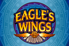 logo eagles wings microgaming casino spielautomat