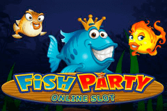 logo fish party microgaming casino spielautomat