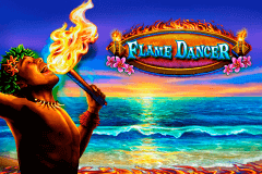 logo flame dancer novomatic casino spielautomat