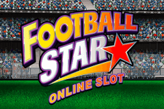logo football star microgaming casino spielautomat