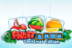 logo fruit shop christmas edition netent casino spielautomat