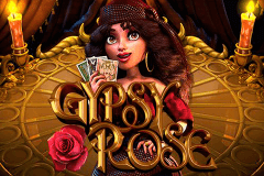 logo gypsy rose betsoft casino spielautomat