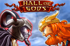 logo hall of gods netent casino spielautomat