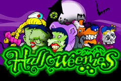logo halloweenies microgaming