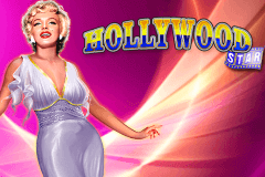 logo hollywood star novomatic