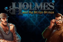 logo holmes and the stolen stones casino spielautomat