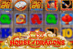 logo house of dragons microgaming casino spielautomat
