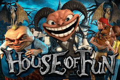 logo house of fun betsoft casino spielautomat