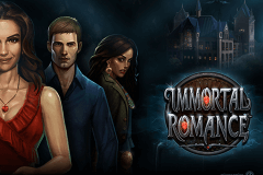 logo immortal romance microgaming