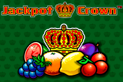 logo jackpot crown novomatic casino spielautomat