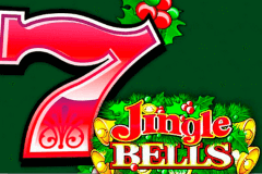 logo jingle bells microgaming casino spielautomat