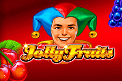 logo jolly fruits novomatic