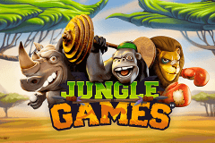 logo jungle games netent casino spielautomat