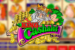 logo king cashalot microgaming