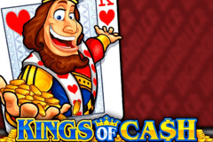 logo kings of cash microgaming