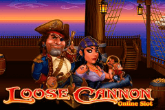 logo loose cannon microgaming casino spielautomat