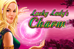 logo lucky ladys charm deluxe novomatic casino spielautomat
