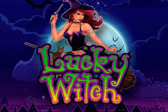 logo lucky witch microgaming casino spielautomat