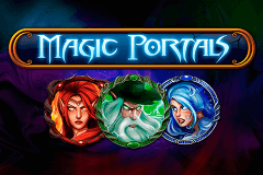 logo magic portals netent