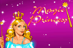 logo magic princess novomatic