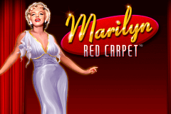 logo marilyn red carpet novomatic