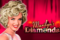 logo marilyns diamonds novomatic casino spielautomat