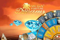 logo mega fortune dreams netent