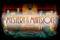 logo mystery at the mansion netent casino spielautomat