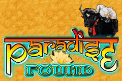 logo paradise found microgaming