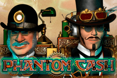 logo phantom cash microgaming casino spielautomat