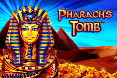 logo pharaohs tomb novomatic