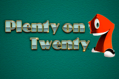 logo plenty on twenty novomatic casino spielautomat