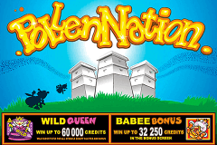 logo pollen nation microgaming casino spielautomat
