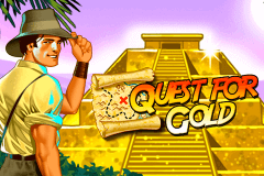 logo quest for gold novomatic casino spielautomat