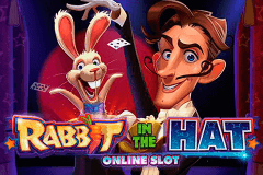 logo rabbit in the hat microgaming casino spielautomat