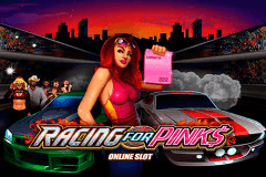 logo racing for pinks microgaming casino spielautomat