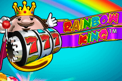 logo rainbow king novomatic