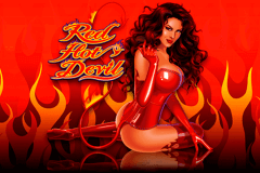 logo red hot devil microgaming casino spielautomat