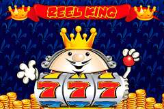 logo reel king novomatic casino spielautomat